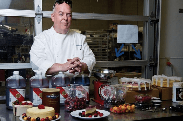 Chef David Brooks cooks up a strategy to survive COVID-19 pandemic